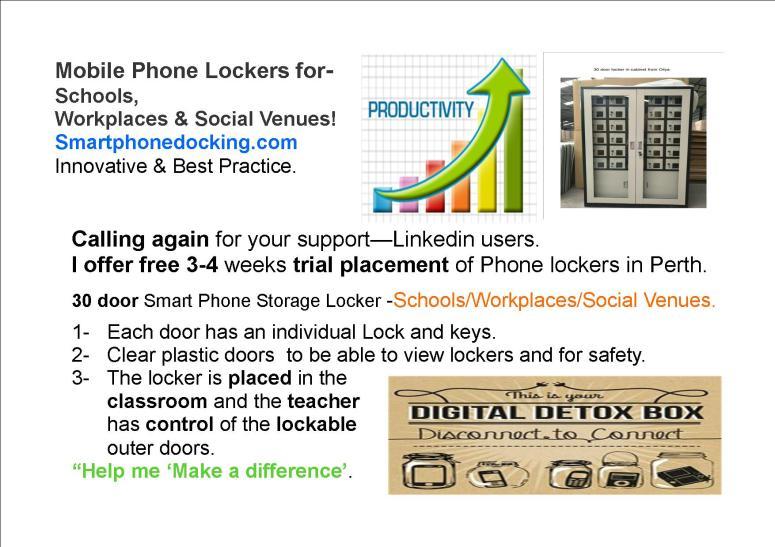 Post 181, post for linkedin and webpage ,schools- 15th Jun 2017 smart docking jpg